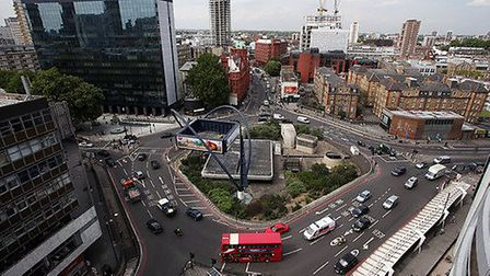 Old Street as it is now