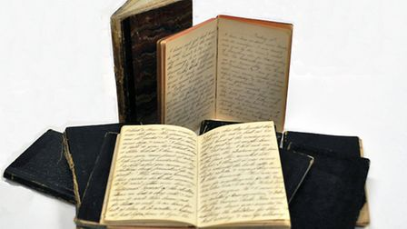 A teenager�s Victorian diaries which will be on display in the Hackney@50 exhibition.