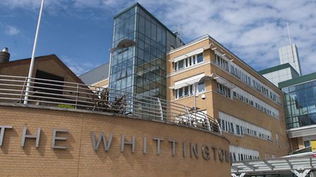 The Whittington is trying to cut down on its use of agency staff. Picture: Nigel Sutton