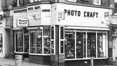 Photocraft pictured back in the day