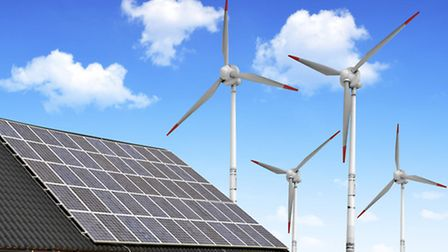 A wind turbine can save you a lot of money. Picture PA Photo/thinkstockphotos