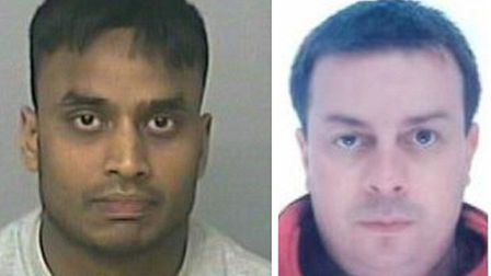 Wanted... Mohhamed Alam for rape and and Anthony Dennis for suspected drug smuggling