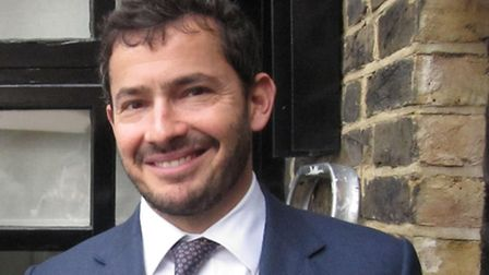 Food critic Giles Coren is ramping up security after eight burglaries at his Kentish Town home