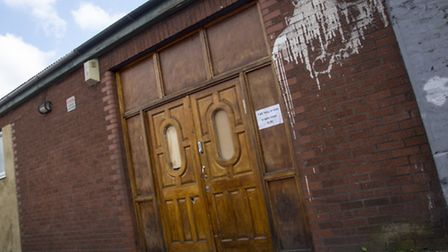 Synagogue broken into at 01:15hrs on Sunday 22 March 2015 in Stamford Hill.