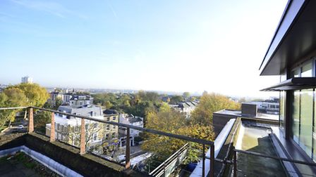 Haverstock Hill, NW3