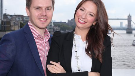Mortgage match-makers: Emma Leicester and Iain Hawthorn of Propertybuyersmatch.co.uk
