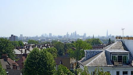 Belsize Grove view