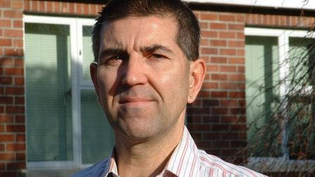 Graham White, of the Suffolk National Union of Teachers. Picture: ARCHANT