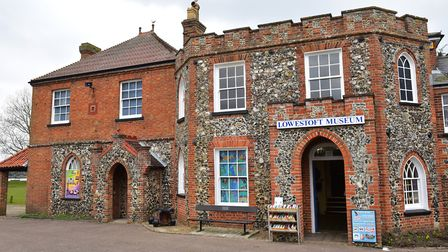 Lowestoft Museum, which is opening its doors for the Heritage Open Days celebration. PHOTO: Nick But