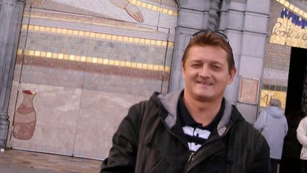 René Tkacik, 44, died in 2014 after he was hit by a section of freshly applied shotcrete at Crossrai