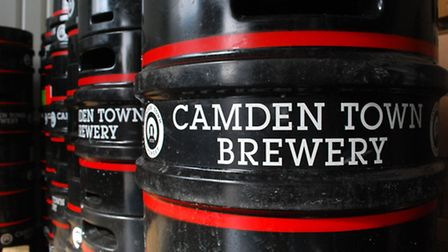 Camden Town Brewery reached its fundraising target in less than a month. Picture: Polly Hancock