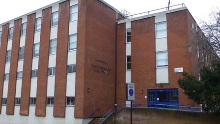 West Hampstead Police Station [stock]. Picture: Nigel Sutton