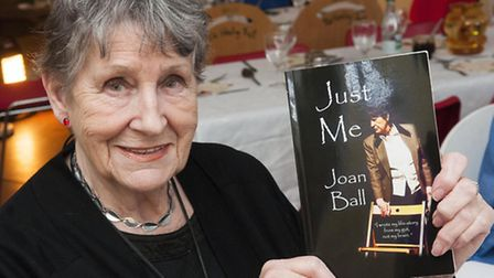 Joan Ball has published an autobiography detailing her extraordinary career in match-making, despite