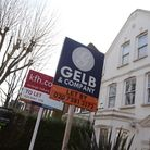 Average rents in London increased 13.4 per cent over the past year