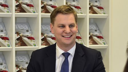 Ed Rafter, Lettings Manager at Foxtons Hampstead
