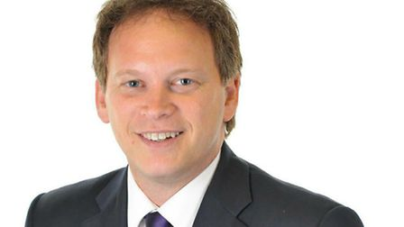 Mr Shapps was due to speak at the JW3 centre last night