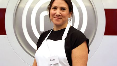 Emma will be in the MasterChef final tonight