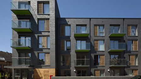Pocket's Fermoy Road development in Maida Vale, which was completed in 2012 and has since won two aw
