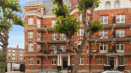 Lauderdale Road, W9. Available through Chestertons for �1,295,000