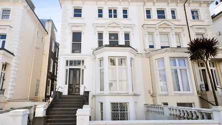 Investment property on Belsize Park Gardens with five flats