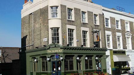 The Albert pub could become community-owned