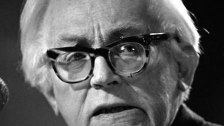 Michael Foot. Picture: PA Archive.