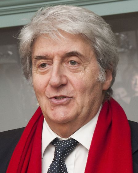 """Tom Conti talks to Camden Tories """"What it is to be a Tory"""""""