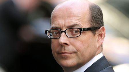BBC political editor Nick Robinson was successfully treated for a tumour in his lung. Picture: PA/Yu