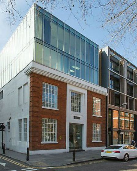 Lyst's HQ in Hoxton Square where the Hackney Giving Live takes place