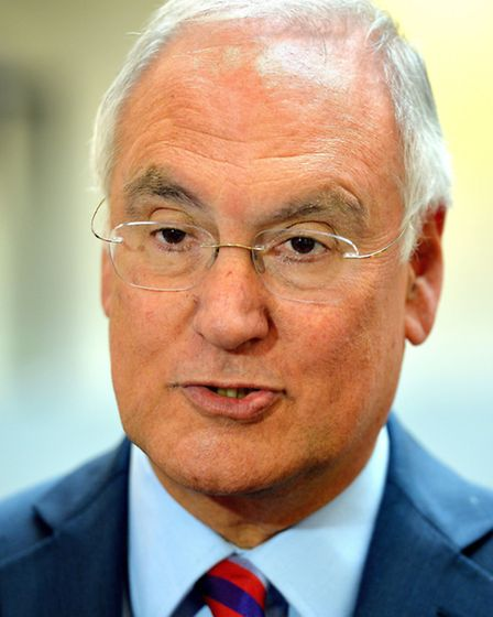 Ofsted chief inspector Sir Michael Wilshaw. Picture: John Stillwell
