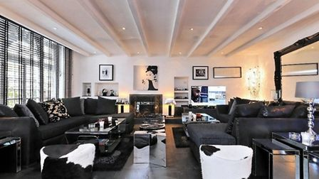 This four-bedroom cottage in Hampstead is available to rent for �6,500 per week with Capital Letting