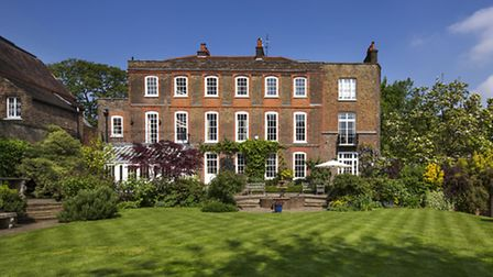Cannon Hall, one of Hampstead�s oldest listed homes, on the market for �28,000,000. Being sold throu