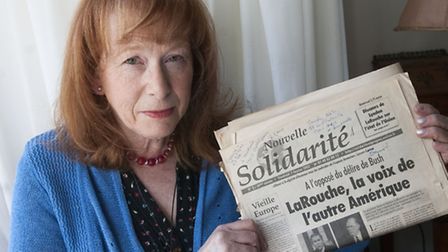 Erica Duggan told the inquest her son Jeremiah named the political organisation Nouvelle Solidarite,