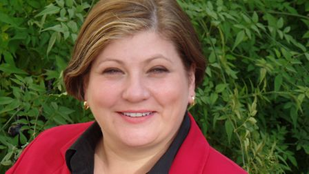Emily Thornberry, MP for Islington South and Finsbury