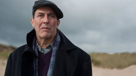 Ciaran Hinds in The Sea. Picture: Karina Finegan