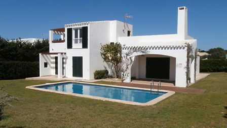 Binibeca, Menorca, on the market for �530,000 with Hamptons International