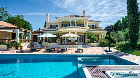 Quinta do Lago, Portugal, on the market with Hamptons International