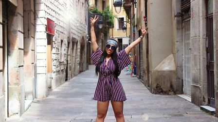 Laila Swann will travel across three continents to find her best dater