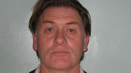 Eric Joyce in police custody.
