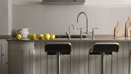 Hampstead kitchen by Tim Moss