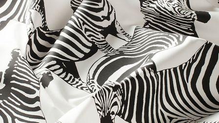 Milo fabric for the Yin & Yang collection, available from JAB Anstoetz.PA Photo/Dominic Blackmore