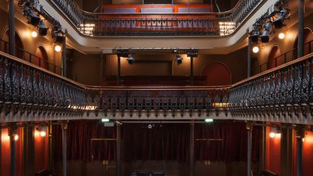 Hoxton Music Hall, which has been renovated