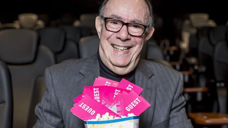 John Gale at the Odeon Swiss Cottage. Picture: Odeon