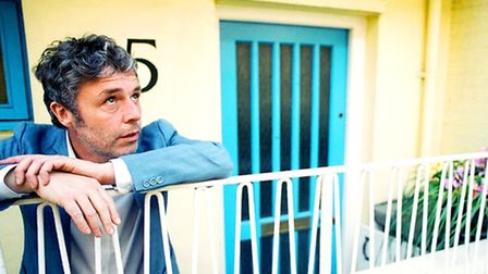 Baxter Dury. Picture: Margaux Ract