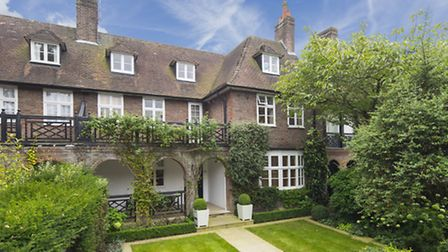 A Hampstead Garden Suburb house sold by TK International following Friday's election result