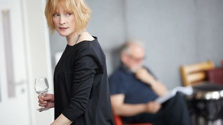 Claire Skinner. Picture: Mark Douet