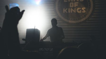 Land of Kings Festival 2013. Picture: Dan Medhurst