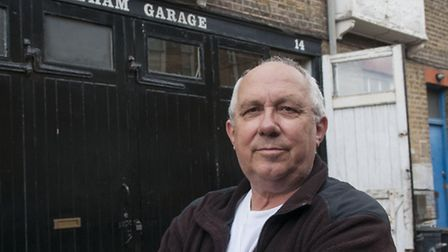Graham Clarke, is to retire after more than 40 years running Daleham Garage