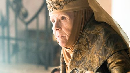Diana Riggs as Olenna Tyrell in Game of Thrones. Picture: HBO