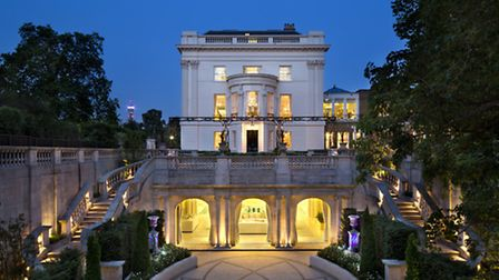 A mansion on Cornwall Terrace near Regent's Park is a classic ultra prime purchase